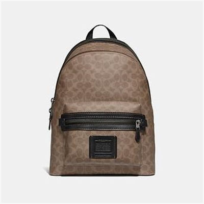 Fashion 4 Coach ACADEMY BACKPACK IN SIGNATURE CANVAS