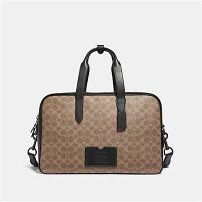 Fashion 4 Coach ACADEMY TRAVEL DUFFLE IN SIGNATURE CANVAS