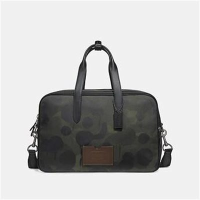 Fashion 4 Coach ACADEMY TRAVEL DUFFLE WITH WILD BEAST PRINT