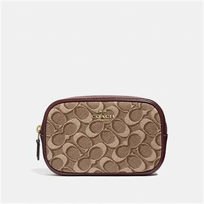 Fashion 4 Coach BELT BAG IN SIGNATURE JACQUARD