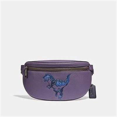 Fashion 4 Coach BELT BAG WITH REXY BY ZHU JINGYI