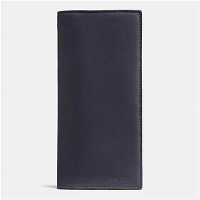 Fashion 4 Coach Breast Pocket Wallet In Sport Calf Leather