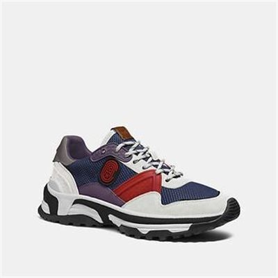 Fashion 4 Coach C143 RUNNER IN COLORBLOCK