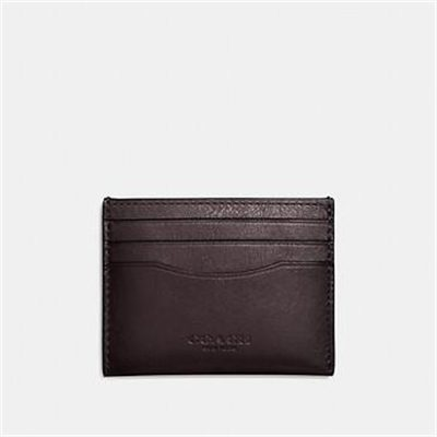 Fashion 4 Coach CARD CASE IN SPORT CALF LEATHER