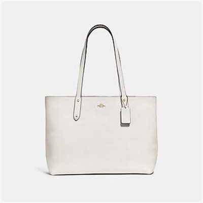 Fashion 4 Coach CENTRAL TOTE WITH ZIP