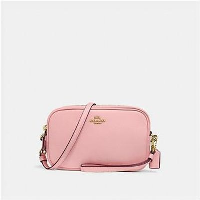 Fashion 4 Coach CROSSBODY CLUTCH IN PEBBLE LEATHER
