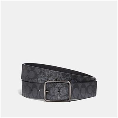 Fashion 4 Coach CUT-TO-SIZE REVERSIBLE BELT IN SIGNATURE CANVAS