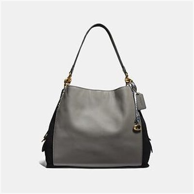 Fashion 4 Coach DALTON 31 IN COLORBLOCK WITH SNAKESKIN DETAIL