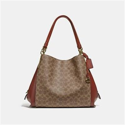Fashion 4 Coach DALTON 31 IN SIGNATURE CANVAS