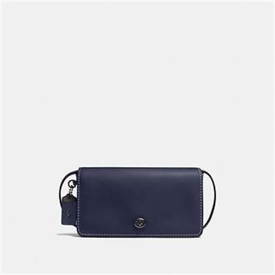 Fashion 4 Coach DINKY CROSSBODY IN GLOVETANNED LEATHER
