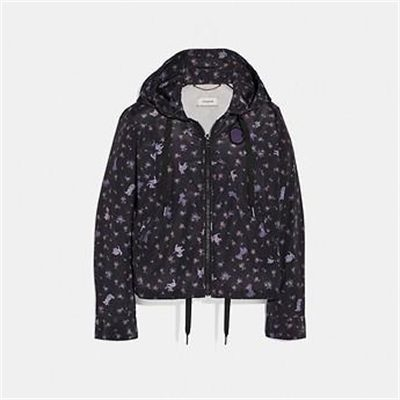 Fashion 4 Coach DISNEY X COACH PRINTED WINDBREAKER