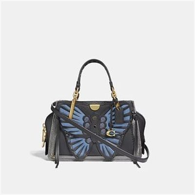 Fashion 4 Coach DREAMER 21 WITH WHIPSTITCH BUTTERFLY