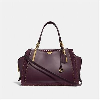 Fashion 4 Coach DREAMER 36 WITH RIVETS