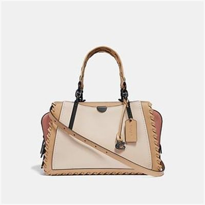 Fashion 4 Coach DREAMER IN COLORBLOCK WITH WHIPSTITCH