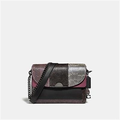 Fashion 4 Coach DREAMER SHOULDER BAG IN SNAKESKIN