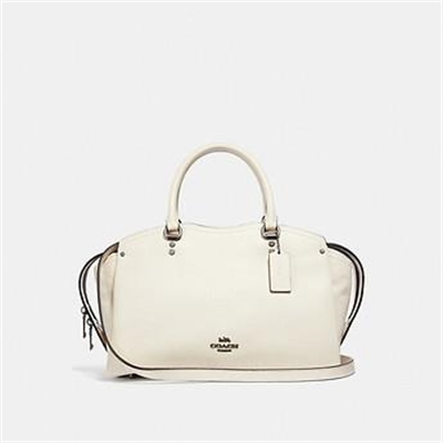 Fashion 4 Coach DREW SATCHEL WITH SNAKESKIN DETAIL