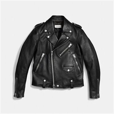 Fashion 4 Coach ICON MOTO JACKET