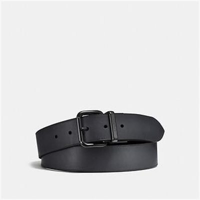 Fashion 4 Coach JEANS BUCKLE CUT-TO-SIZE REVERSIBLE BURNISHED LEATHER BELT