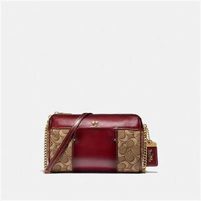 Fashion 4 Coach JONI CROSSBODY IN SIGNATURE JACQUARD