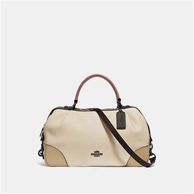 Fashion 4 Coach LANE SATCHEL IN COLORBLOCK WITH SNAKESKIN