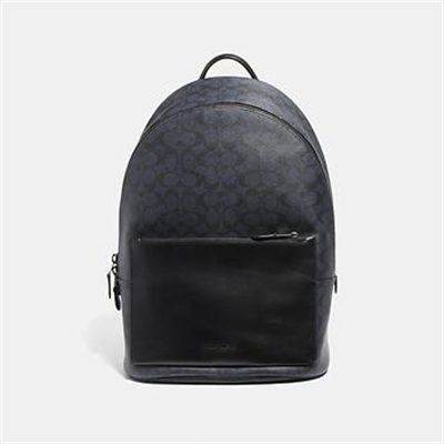 Fashion 4 Coach METROPOLITAN SOFT BACKPACK IN SIGNATURE CANVAS