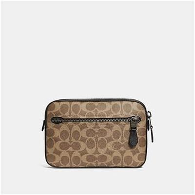 Fashion 4 Coach METROPOLITAN SOFT BELT BAG IN SIGNATURE CANVAS