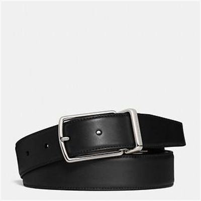 Fashion 4 Coach MODERN HARNESS CUT-TO-SIZE REVERSIBLE SMOOTH LEATHER BELT