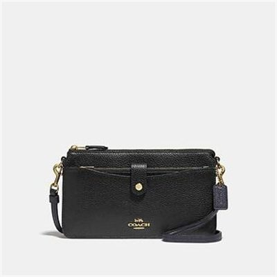 Fashion 4 Coach POP-UP MESSENGER IN COLORBLOCK