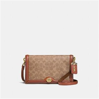 Fashion 4 Coach RILEY IN SIGNATURE CANVAS