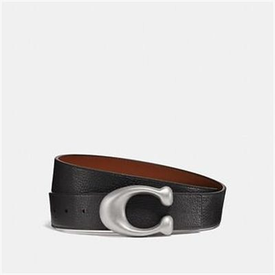 Fashion 4 Coach SCULPTED SIGNATURE REVERSIBLE BELT