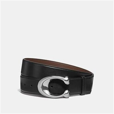 Fashion 4 Coach SIGNATURE CUT-TO-SIZE BELT