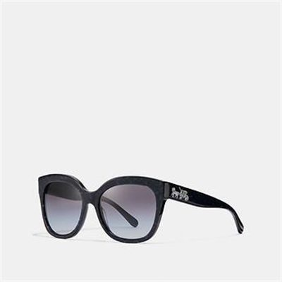 Fashion 4 Coach SIGNATURE SQUARE SUNGLASSES