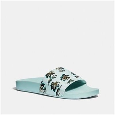 Fashion 4 Coach SLIDE WITH PRINT