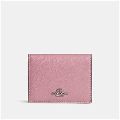 Fashion 4 Coach SMALL SNAP WALLET IN COLORBLOCK