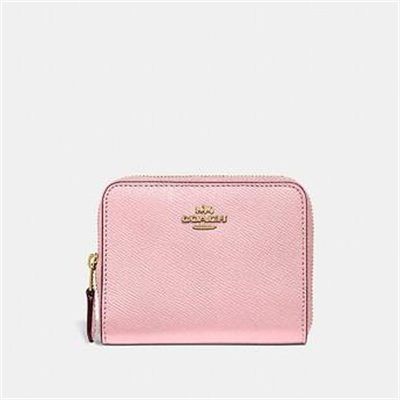 Fashion 4 Coach SMALL ZIP AROUND WALLET