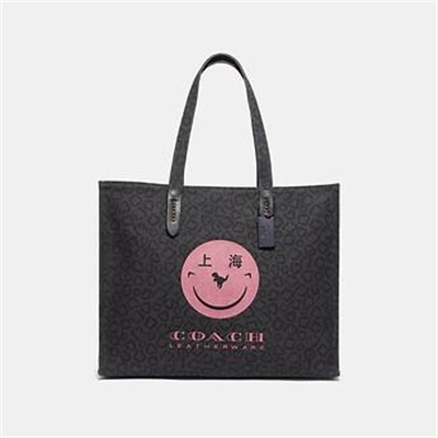 Fashion 4 Coach TOTE 42 WITH REXY BY YETI OUT