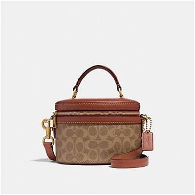 Fashion 4 Coach TRAIL BAG IN SIGNATURE CANVAS