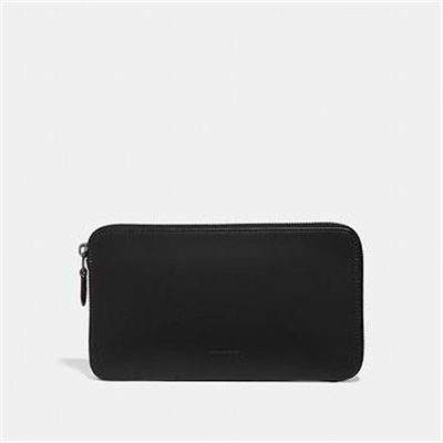 Fashion 4 Coach TRAVEL GUIDE POUCH