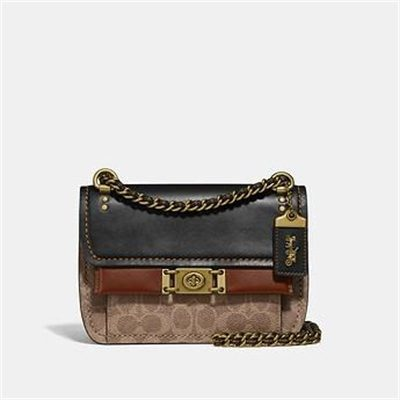 Fashion 4 Coach TROUPE CROSSBODY IN SIGNATURE CANVAS