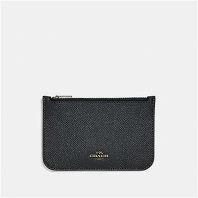 Fashion 4 Coach ZIP CARD CASE