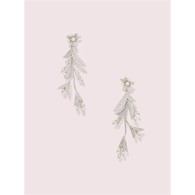 Fashion 4 - antique chic statement earrings