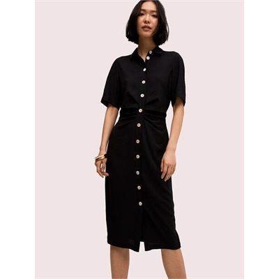 Fashion 4 - button front shirtdress