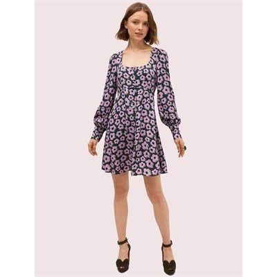 Fashion 4 - flair flora fluid mini dress