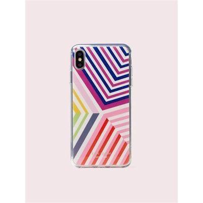 Fashion 4 - glitter geobrella iphone xs max case