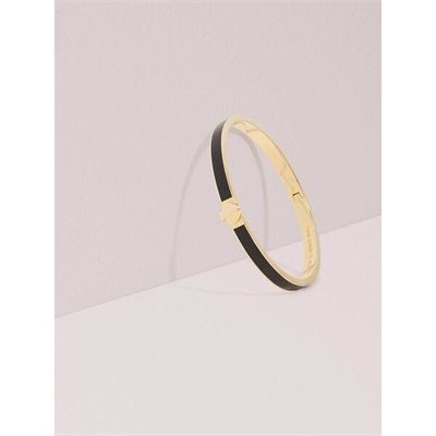 Fashion 4 - heritage spade thin enamel bangle