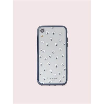 Fashion 4 - jeweled daisies iphone xr case