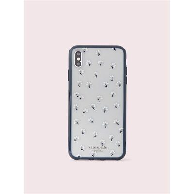 Fashion 4 - jeweled daisies iphone xs max case