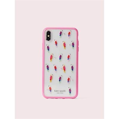 Fashion 4 - jeweled flock party iphone xs max case