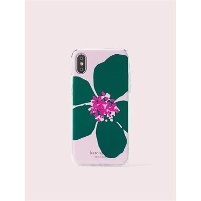 Fashion 4 - jeweled grand flora iphone x & xs case