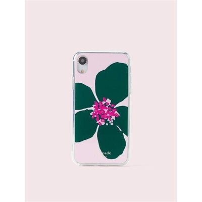 Fashion 4 - jeweled grand flora iphone xr case